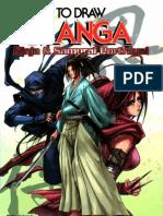 How to Draw Manga Ninja & Samurai Portrayal