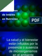 Grupos Microbianos de Interés en Nutrición
