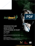 Periodisation and Monitoring of Overtraining in Rugby Players