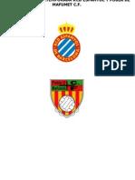 Microciclo de Pretemporada RCD Espanyol y Pobla de Mafumet CF