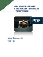 Hubungan Indonesia Dengan Australia Dan Negara
