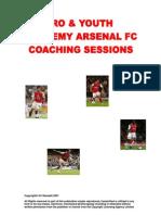 Arsenal FC Possession Sessions