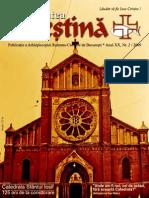 """Revista """"Actualitatea Creştină"""", luna februarie 2009"""
