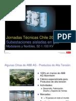 Subestaciones Aisladas en Gas Marcus Doerfler [Modo Compatibilidad]