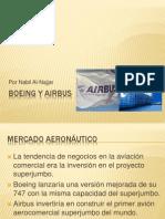 Boeing y Airbus