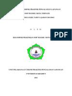Laporan Kelompok PPL 2