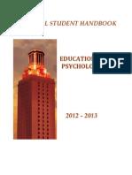 EDP DoctoralHandbook