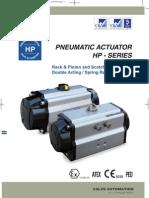 7. HP Pneumatic Actuators