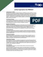 PRINCE2 Business Benefits