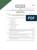FM Question Paper