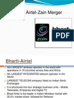 Bharti Zain Deal