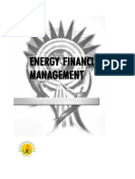 0 Contents {Energy Financial Management}