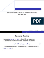 Generating Functions 2