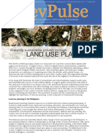 Landuse Planning Philippines
