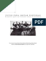 Fotos Para Imitar Posturas - Proyecto Para Un Tratado Sobre La Histeria