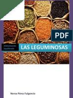 Legumbres- etiqueta nutricional