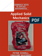 Foundation Of Solid Mechanics Fung Pdf
