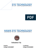 Hawk Eye Technology
