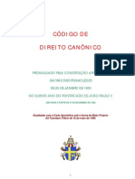Código de Direito Canônico da Igreja Católica - 1983