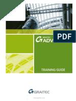 Advance Steel 2011 Training Manual