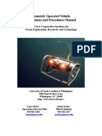 Rov Operations Manual