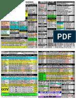 Daftar Harga 29 Januari 2013