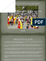 Plan de Gestion de Uso de TIC_IE San Fernando