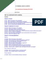 33 CFR Part 148- Deepwater Ports-General