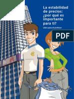Booklet_es La Estabilidad de Precios Por Que Es Importante