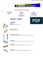 Acorn Catalogue-Fastener
