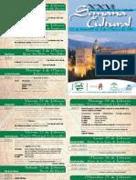 XXVI Semana Cultural de la Casa de Andalucía de Coslada