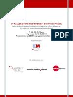 Programa TallerProduccion2013 Def