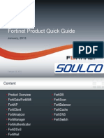 Fortinet ProductGuide January2013 R21