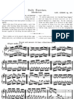 Czerny Op.337- 40 Daily Studies (Buonamici)