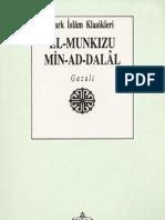 Gazali - El-Munkızu Min-ad-Dalâl