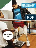 Brochure Handicap International