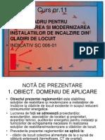 SOLUTII CADRU PENTRU REABILITAREA  INSTALATIILOR DE INCALZIRE DIN CLADIRI DE LOCUI.ppt
