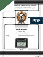 Manual de Hidrologia Estadistica