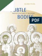 SubSubtle Bodies Representing Angels in Byzantium