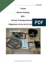 Toyota Service Training EPS