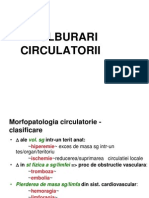 1 TULBURARI CIRCULATORII