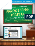 Curso Marketing Digital e Negócios na  Internet