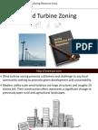 Wind Turbine Zoning