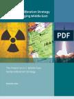 u.s. Non Proliferation Policy for M-e