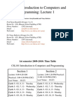 CSL101-Lecture1