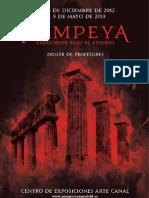 Dosier Profes Expo Pompeya