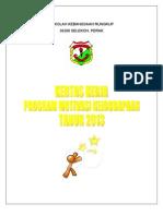 Kertas Kerja Program Motivasi Keibubapaan 2013