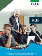 Ghid de Elaborare Disertatie 2012