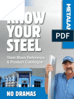 Know Your Steel Book