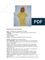 Crochet - Hooded Poncho with Footed Pants.pdf